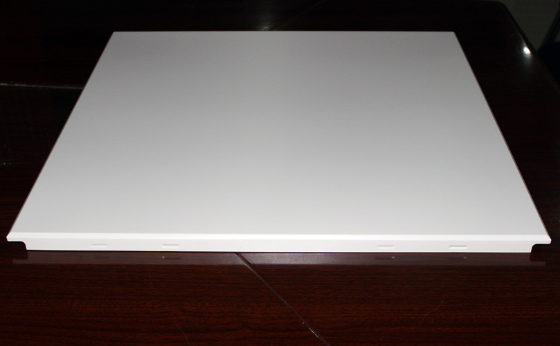 600 x 600mm Close Frame Aluminum Clip In Ceiling Panel For Home Interior Decoration
